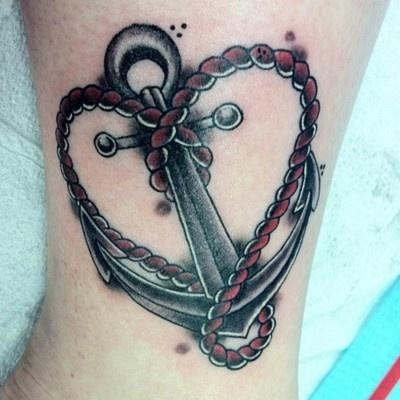 Significado da tatuagem de âncora (39)