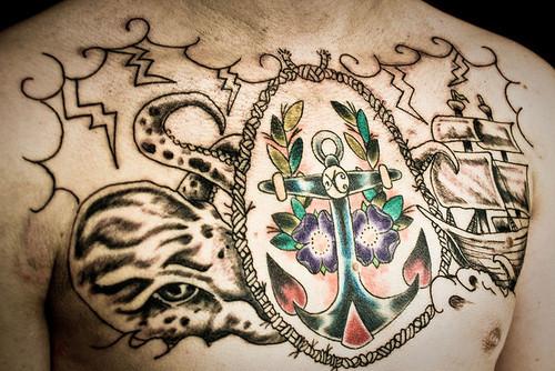 Significado da tatuagem de âncora (37)
