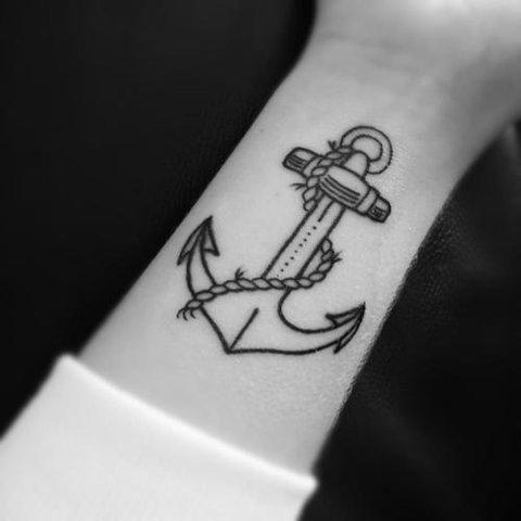Significado da tatuagem de âncora (29)
