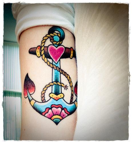Significado da tatuagem de âncora (26)