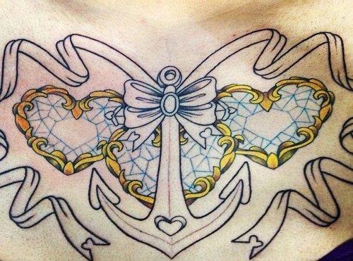 Significado da tatuagem de âncora (25)