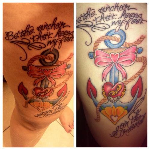Significado da tatuagem de âncora (24)