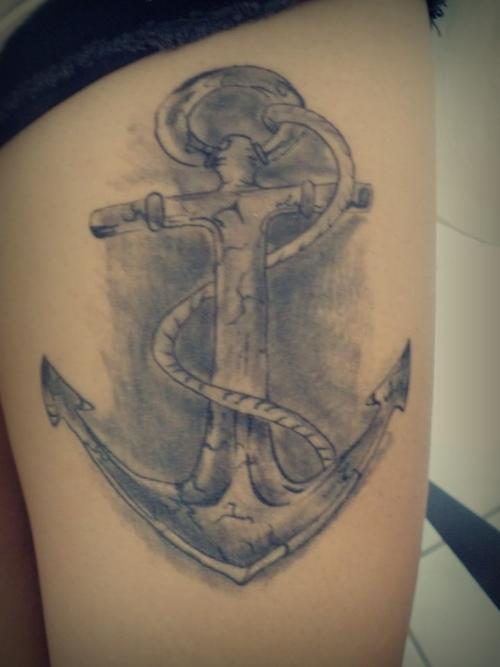 Significado da tatuagem de âncora (23)