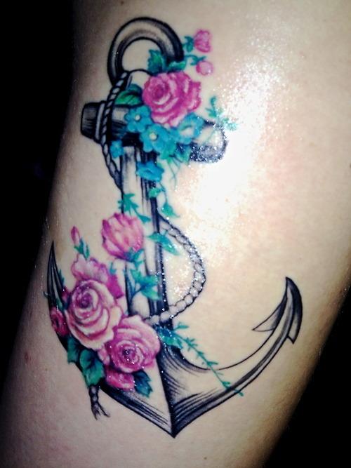 Significado da tatuagem de âncora (22)