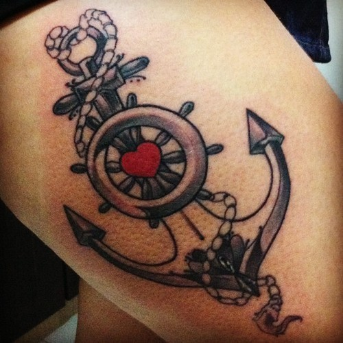 Significado da tatuagem de âncora (21)