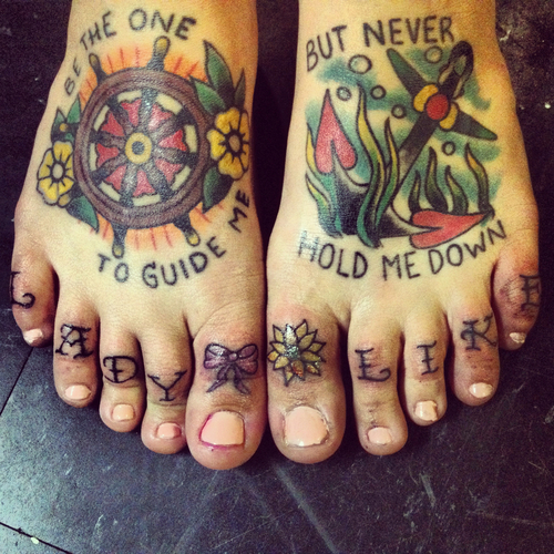 Significado da tatuagem de âncora (19)