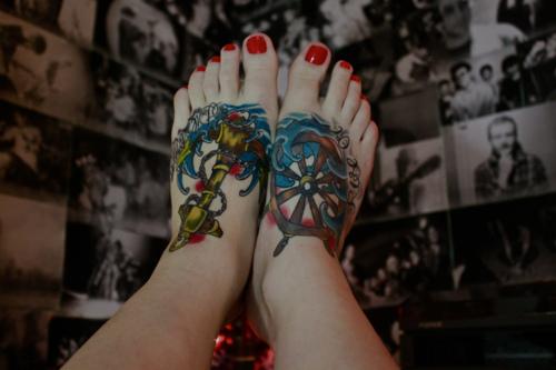 Significado da tatuagem de âncora (13)