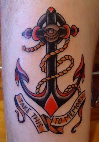 Significado da tatuagem de âncora (10)