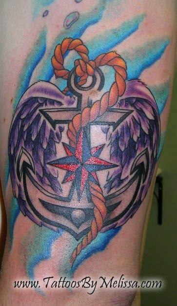 Significado da tatuagem de âncora (7)