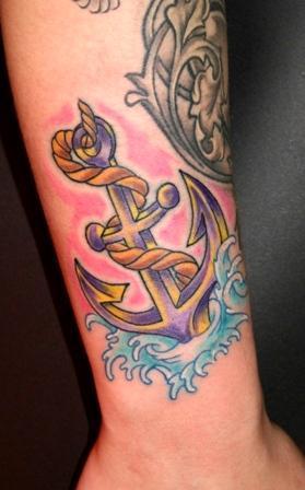 Significado da tatuagem de âncora (5)