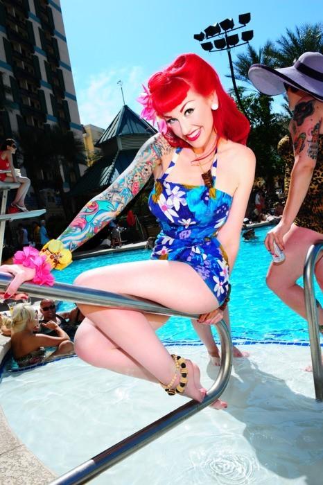 Fotos de Pin-Ups tatuadas (50)