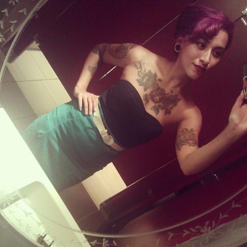 Fotos de Pin-Ups tatuadas (42)