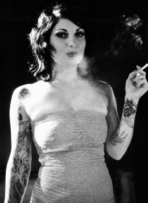 Fotos de Pin-Ups tatuadas (40)