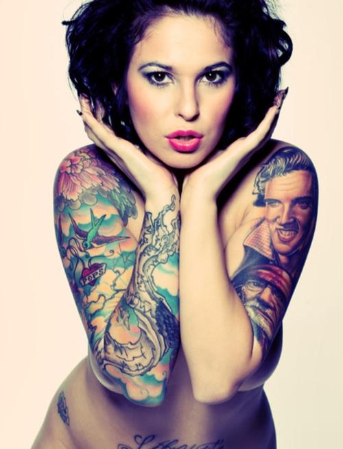 Fotos de Pin-Ups tatuadas (39)