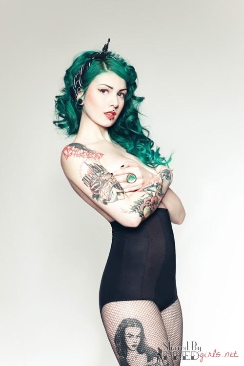 Fotos de Pin-Ups tatuadas (33)