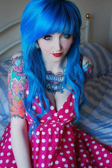 Fotos de Pin-Ups tatuadas (7)