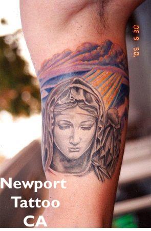 Tatuagens de Virgem Maria (14)