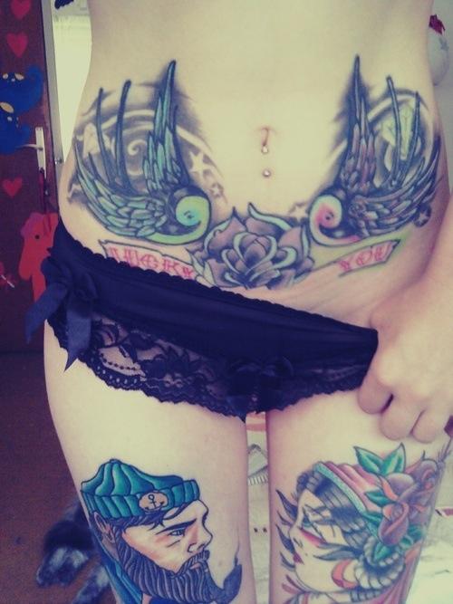 Tatuagem de andorinha (1)