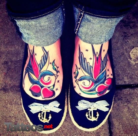 Tatuagem de andorinha (37)