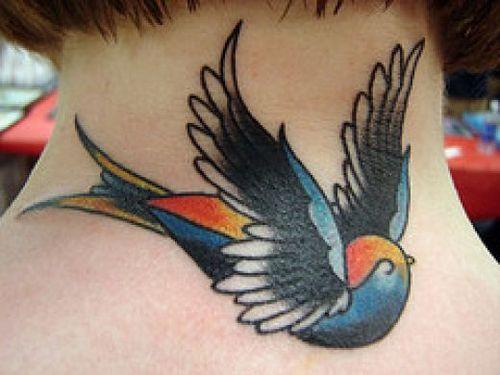 Tatuagem de andorinha (20)