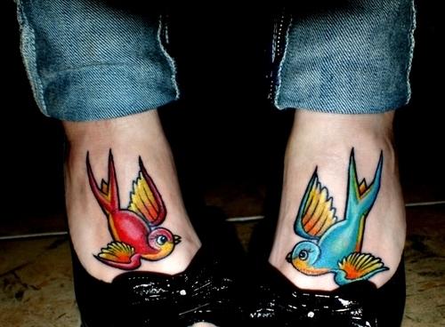 Tatuagem de andorinha (14)