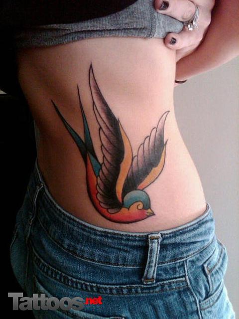 Tatuagem de andorinha (12)