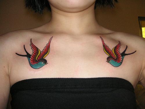 Tatuagem de andorinha (11)