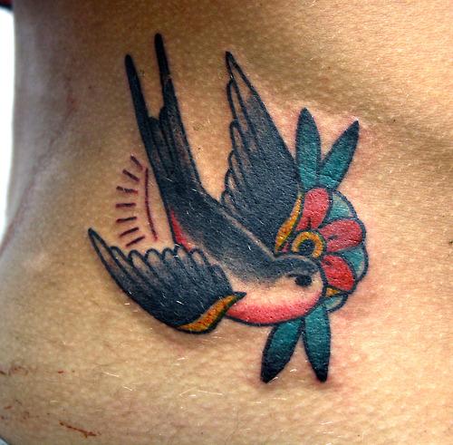 Tatuagem de andorinha (4)