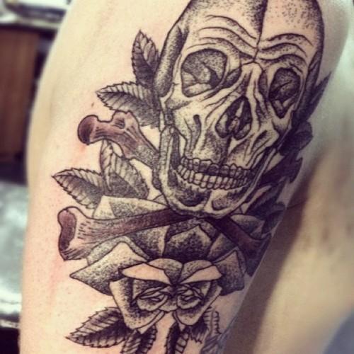 Skull Tattoos  (49)