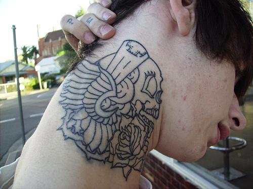 Skull Tattoos  (44)