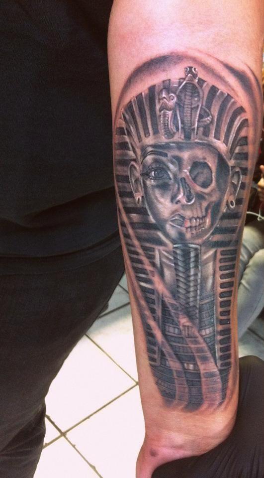 Skull Tattoos  (41)