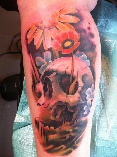 Skull Tattoos  (39)