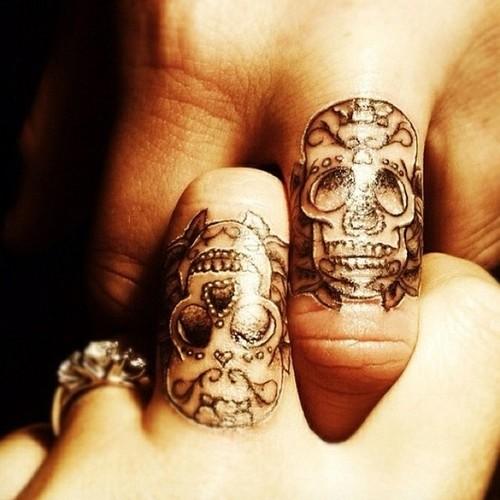 Skull Tattoos  (38)
