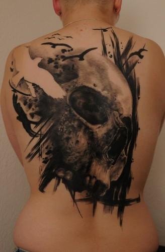 Skull Tattoos  (35)