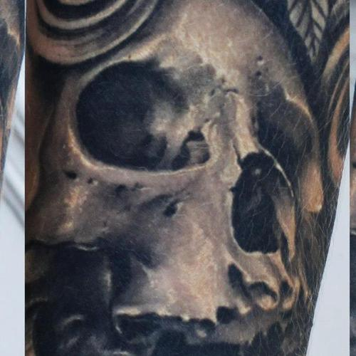 Skull Tattoos  (32)