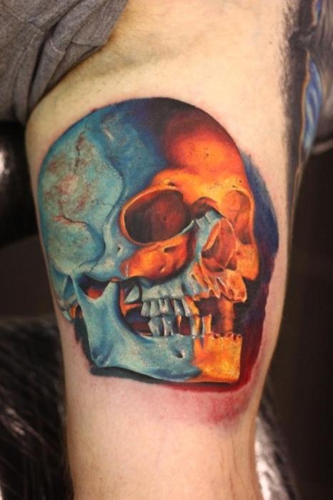 Skull Tattoos  (30)