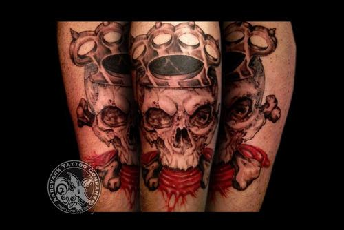 Skull Tattoos  (28)