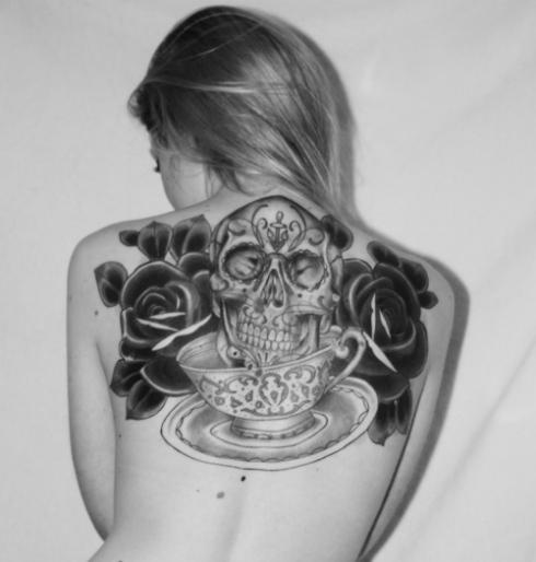 Skull Tattoos  (14)