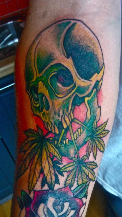 Skull Tattoos  (12)