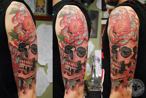 Skull Tattoos  (7)