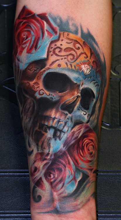 Skull Tattoos  (4)