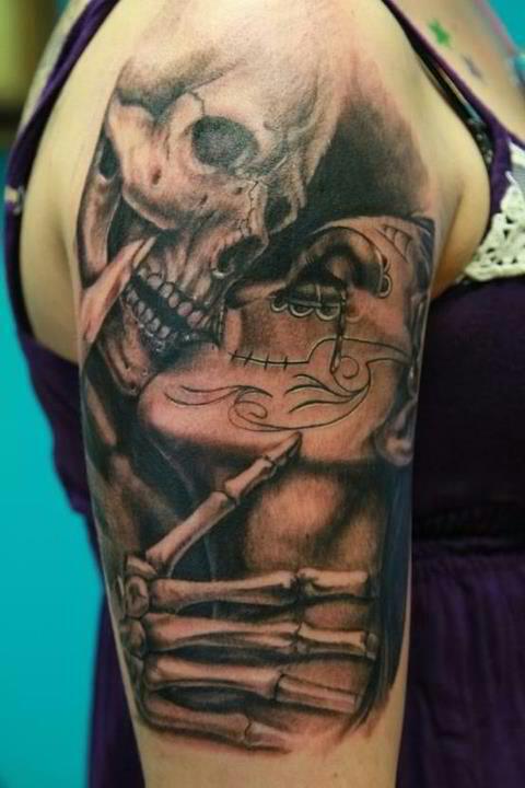 Skull Tattoos  (3)