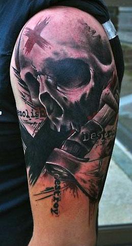 Skull Tattoos  (2)