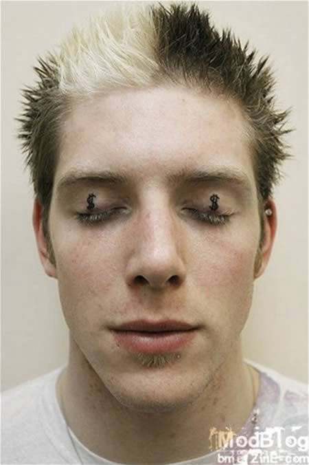 Tatuagem nas palpebras (7)