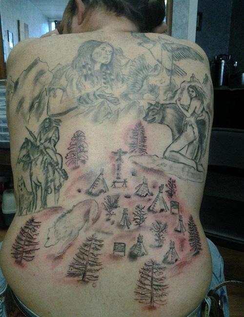 Piores tatuagens do mundo (8)