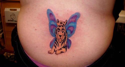 Péssimas tatuagens (20)