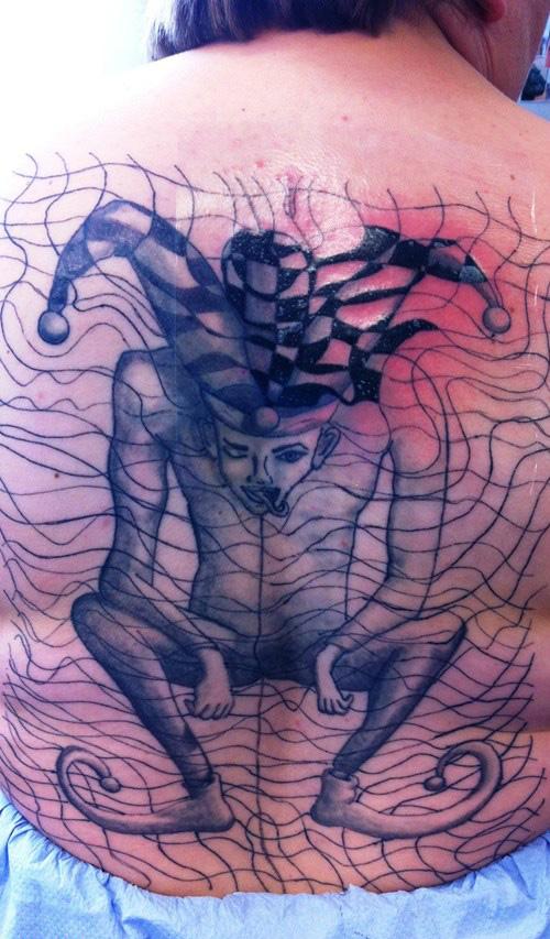 Péssimas tatuagens (9)