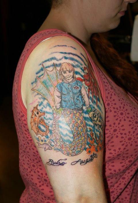 Péssimas tatuagens (4)