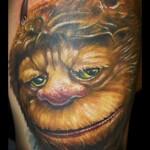 28 Tatuagens mega realistas