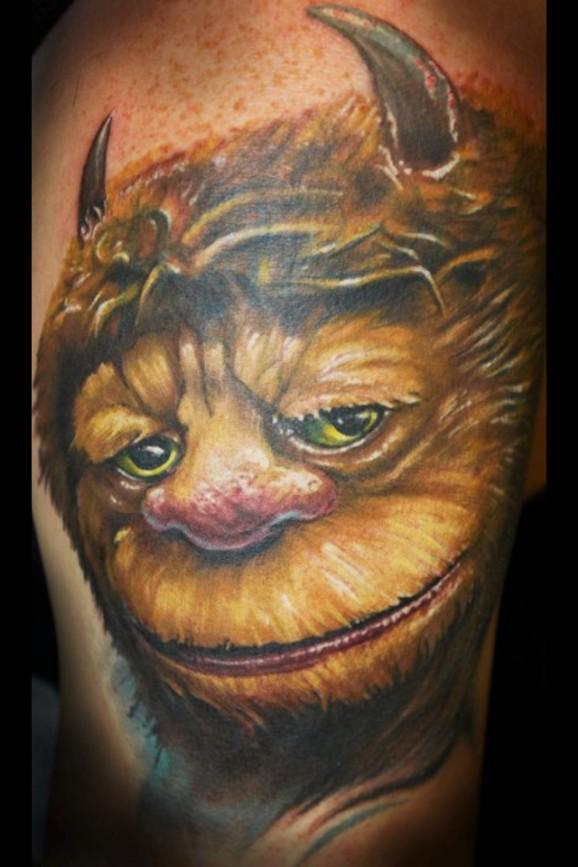 Tatuagens realistas (1)